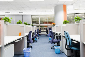 Commercial Janitorial Services & Office Cleaning