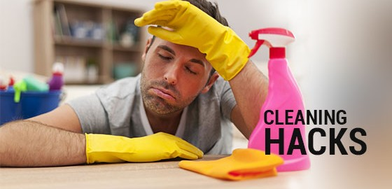 Top 6 Cleaning Hacks