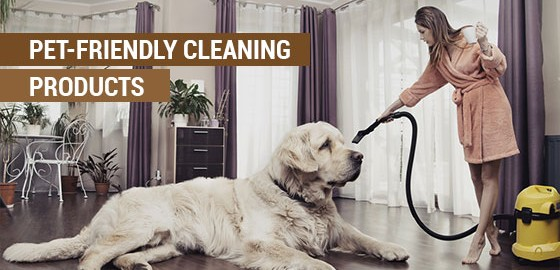 Pet-Friendly Cleaning Products