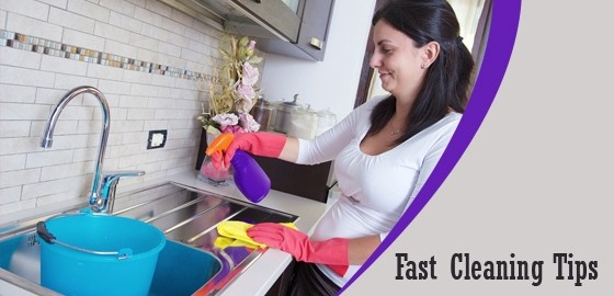 Fast Cleaning Tips