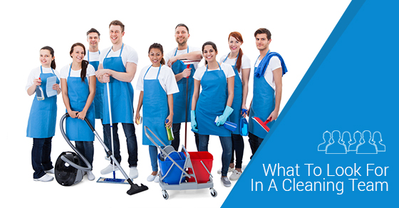Residential Cleaning Team