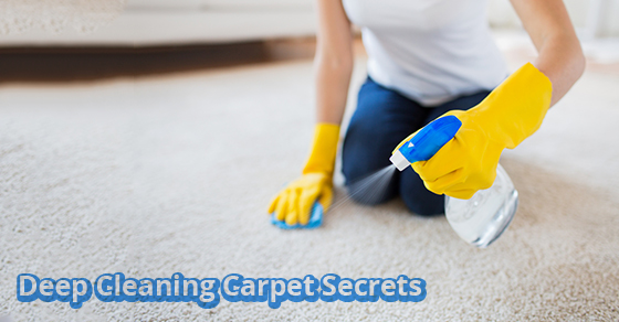 Cleaning Carpet Secrets