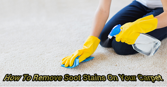 How To Remove Soot Stains On Your Carpet