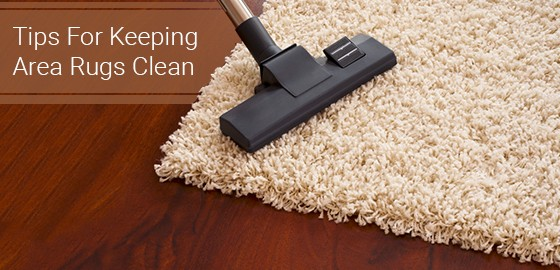 Tips For Keeping Area Rugs Clean