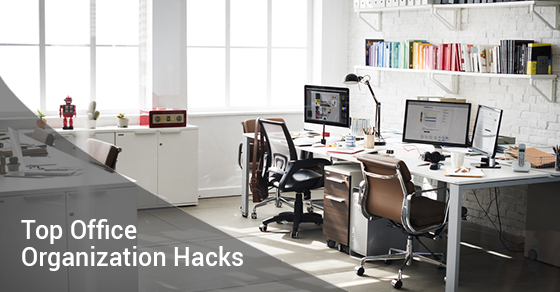 Top Office Organization Hacks