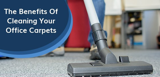 The Benefits Of Cleaning Your Office Carpets