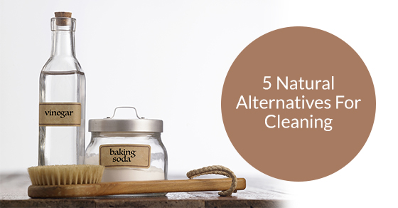 Natural Alternatives For Cleaning