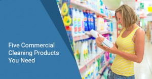 commercial cleaning product in the market