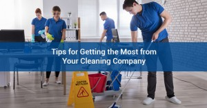 How to find right cleaning company for business
